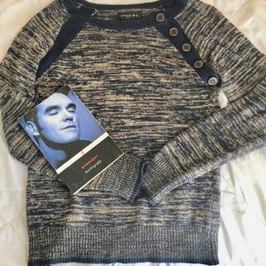 Modcloth Spacedye Sweater